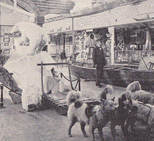 Den grønlandske udstilling