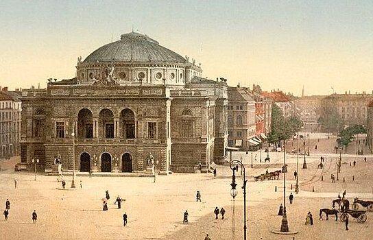 Det kongelige teater wiki 1890-1900