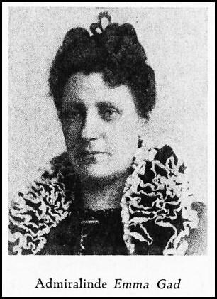 Emma Gad fra Verden og Vi 1912