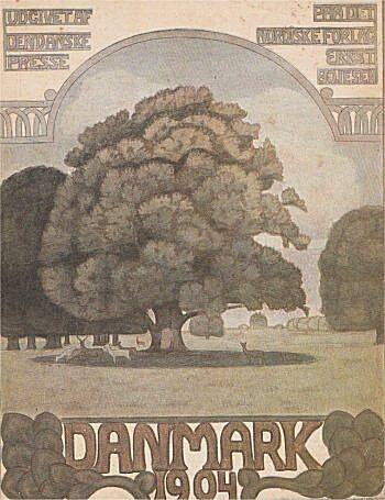 Familiealmanakken 1904 Forside