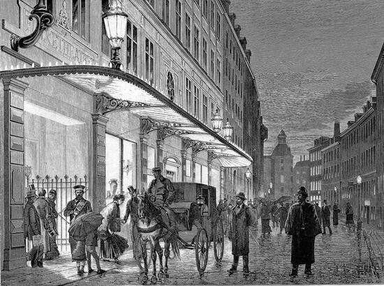 Folketeatret Illustreret Tidende 1882