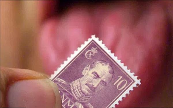 frimærke