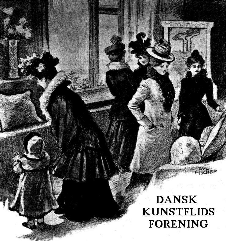 Dansk Kunstflidsforening 740 2