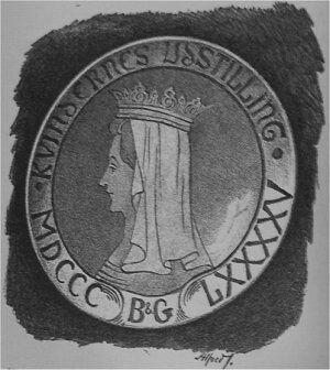 Fig 163 - Bing og Grøndahl Udstillings-Tallerken.