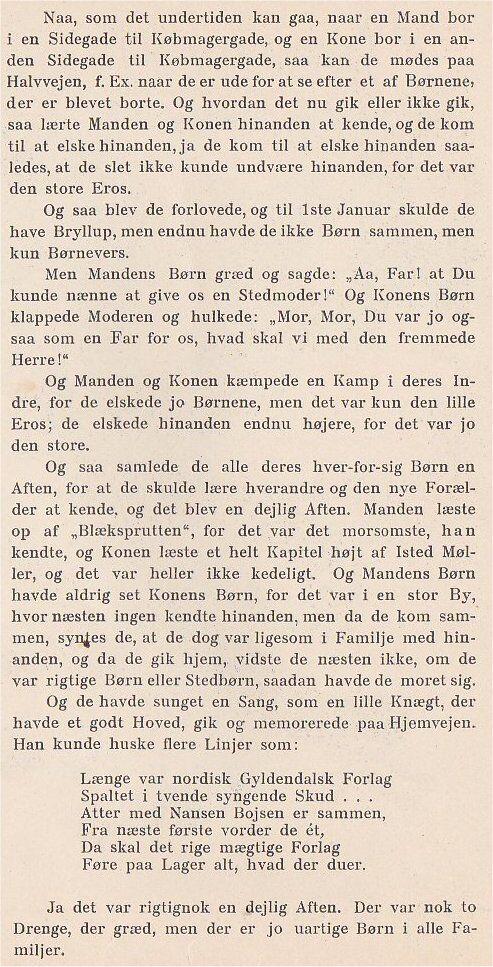 Blæksprutten 1903 3