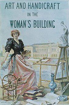 Woman's Building - En del af verdensudstillingen i Chicago 1893