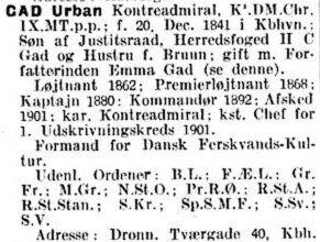 1910 - BlaaBog - Urban N