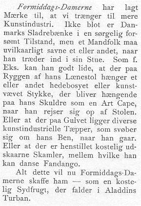 Klods Hans 18. nov. 1900