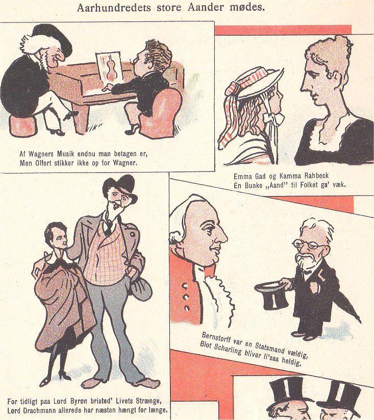 Klods Hans 6. januar 1901