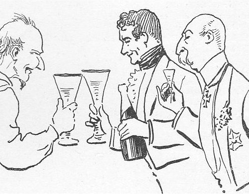 Klods Hans 16. februar 1902