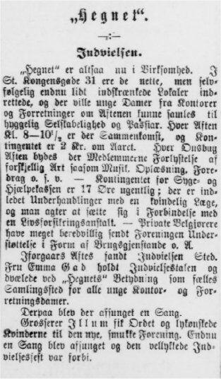 Dagens Nyheder 3. februar 1898