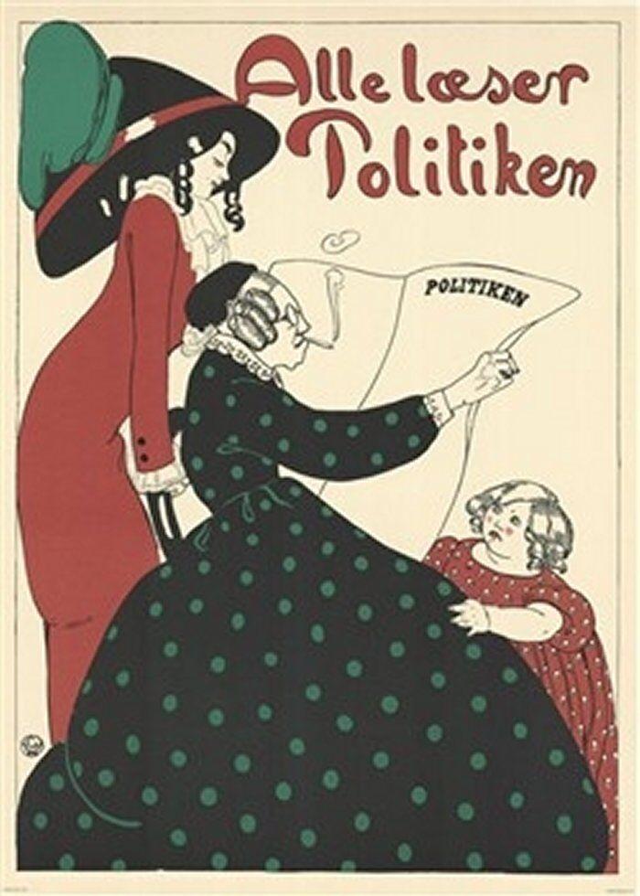 1911 - Gerda Wegener