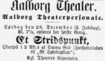 Aalborg Stiftstidende 23. december 1891
