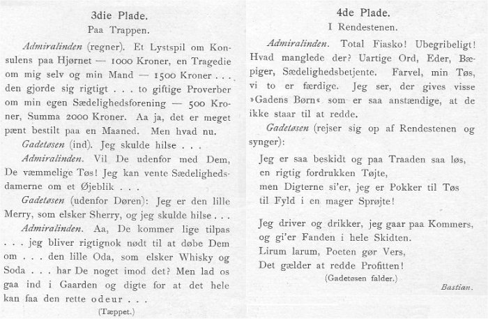 Klods Hans 19. april 1903