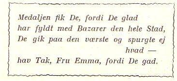 Klods Hans 12. november 1905