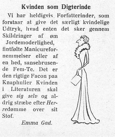 Klods Hans 12. januar 1908
