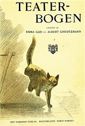 Teaterbogen - Emma Gad og Albert Gnutzmann - 1901