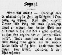 31. august 1886 Morsø Folkeblad