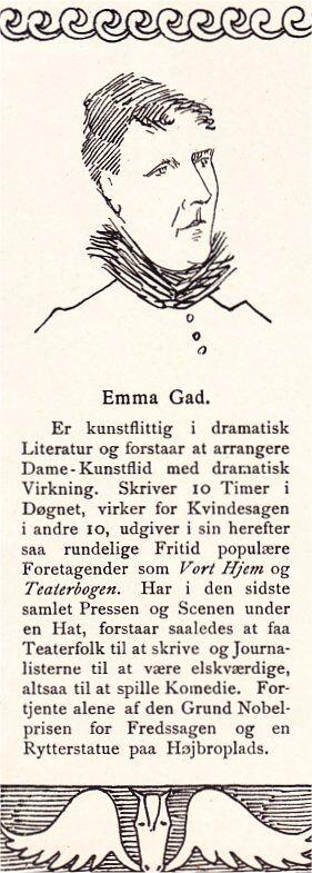Klods Hans 1. december 1901