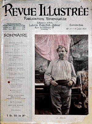 Revue Illustrée lavede senere et dansk særnummer.