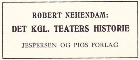 Det kgl. teaters historie bind aar