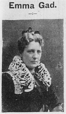 Dagens Nyheder 1. februar 1905.