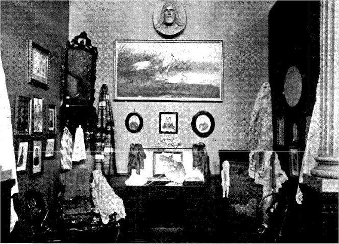 Fru Heibergs Paaklædningsværelse