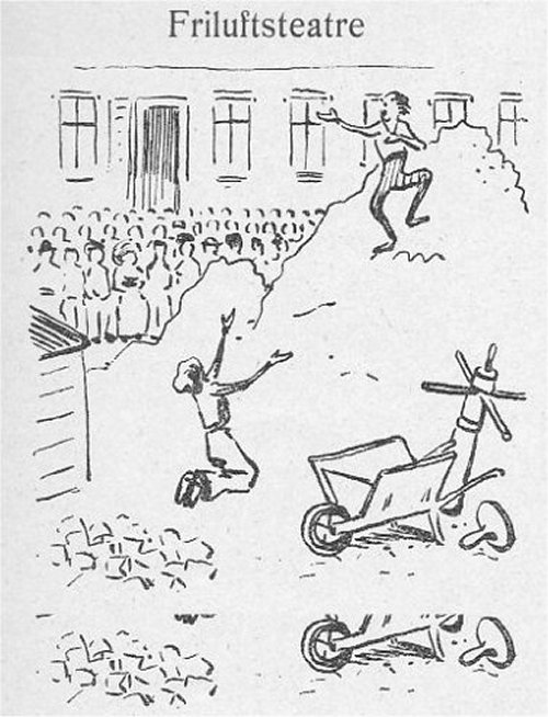 Klods Hans 2. juni 1911.