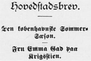 Viborg Stiftstidende, 17. juli 1908.