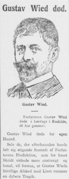 Fyens Stiftstidende, 26. oktober 1914.