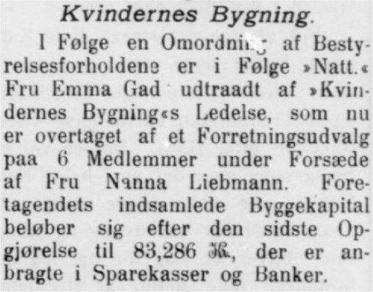 Jyllands Posten, 23. september 1903