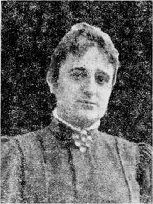 Frøken Henriette Nimb.