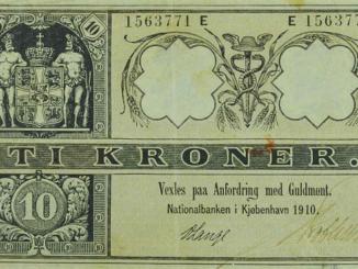 pengeseddel
