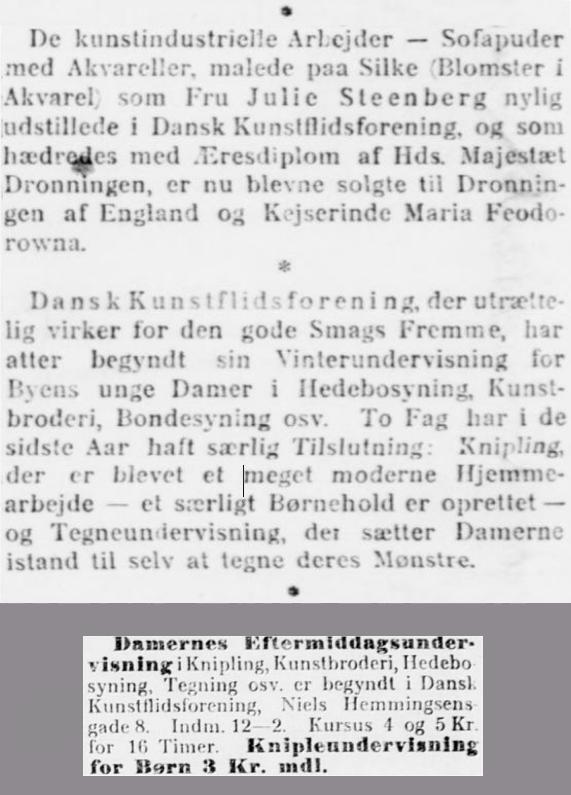kvinder med former ordbetydning danish