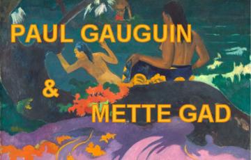 Gauguin og Gad