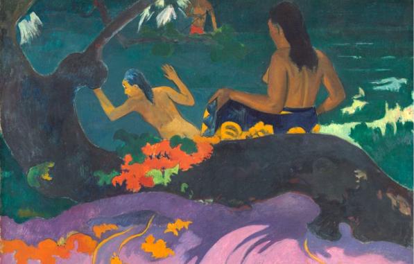 Gauguin - Fatate te miti 1892