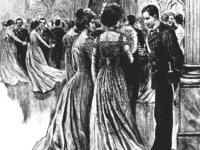 De unge Damer 1908