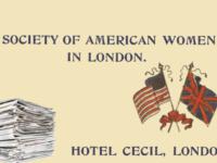 Kvindekongres London 1899